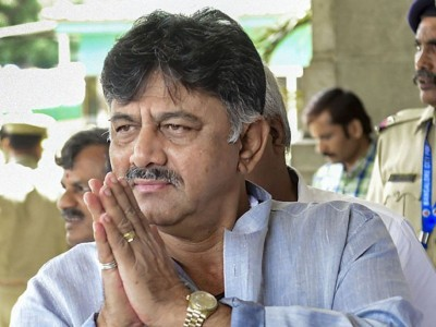 DK Shivakumar asks how Rewa solar plant is Asia's largest, says 2000 MW plant already in Karnataka