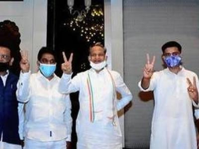 راجستھان بحران : سچن پائلٹ کا 23 ممبران اسمبلی کی حمایت کا دعوی ، بی جے پی سے کیا رابطہ : رپورٹ