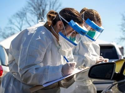 'نیویارک اب کرونا وائرس سے نمٹنے کے لیے تیار ہے'
