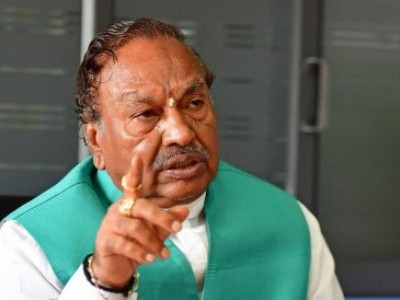 Karnataka Cabinet Minister K S Eshwarappa under self-quarantine after house help tests positive for COVID-19