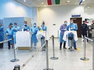 کویت :کووِڈ-19 کے 666 نئے کیسوں کی تشخیص، کل تعداد 56 ہزار سے متجاوز