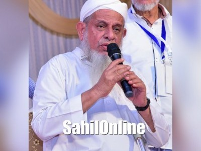 Bhatkal: Chief Qazi Maulana Iqbal Mulla Nadvi passes away
