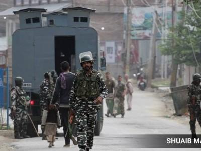 بارہمولہ میں بی جے پی لیڈر کا اغوا، بڑے پیمانے پر تلاشی آپریشن جاری