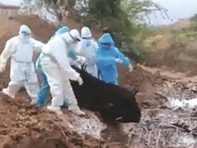 کووِڈسے فوت لاشوں کی بے حرمتی اورتوہین آمیز تدفین سے دلی تکلیف ہوئی ہے: وزیراعلیٰ ایڈی یورپا