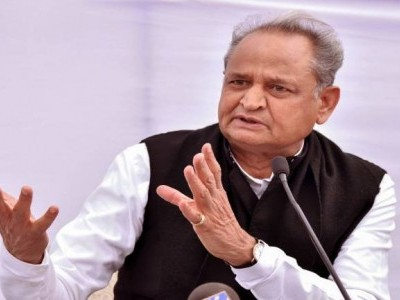 Declare locust attack as national disaster: Gehlot to PM