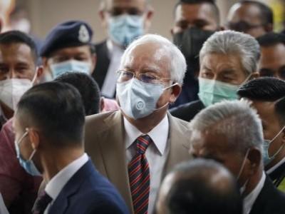 Malaysia's ex-PM Najib Razak found guilty in 1MDB scandal case