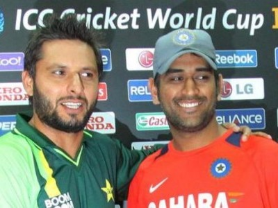 Shahid Afridi Picks Dhoni Over Ricky Ponting As 'Better Captain'