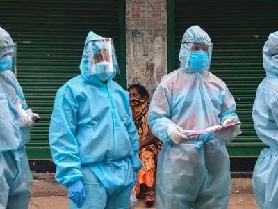دہلی میں کورونا کے معاملات 94000سے زیادہ، 2900سے زیادہ لوگو ں کی موت