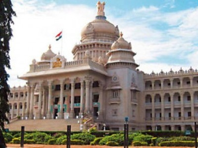 Four BJP members take oath as MLCs in Karnataka