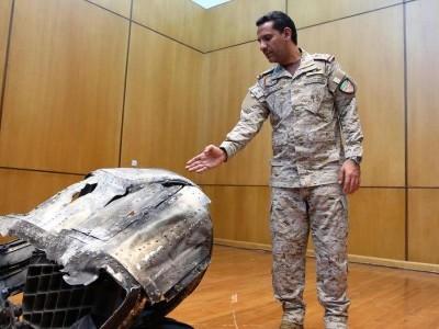 حوثی باغیوں کی سعودی عرب پر حملے کی کوشش ناکام، چار ڈرون طیارے تباہ