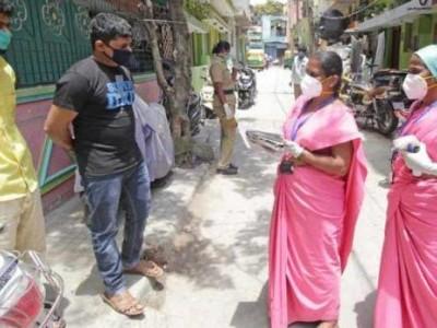 Union Health Ministry praises ASHAs' role in Karnataka's COVID-19 fight