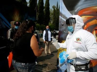 کورونا سے زیادہ اموات کے معاملے میں برازیل دوسرا، میکسیکو بنا پانچواں ملک