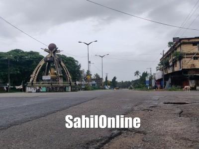 کرناٹک میں سنڈے لاک ڈاؤن کا آغاز ، بنگلورو میں رات 8 بجے سے پیر کی صبج 5 بجے تک لاک ڈاؤن نافذ
