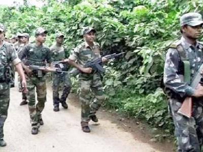 اڑیسہ میں سیکیورٹی فورسز کے ساتھ تصادم میں مارے گئے 4 ماؤنواز، ایک خاتون بھی شامل