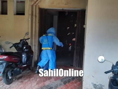 COVID-19: Fogging, sanitization underway in Bhatkal