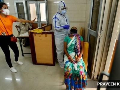 دہلی میں کورونا کے 1379 نئے معاملات ، متاثرین کی تعداد ایک لاکھ سے متجاوز