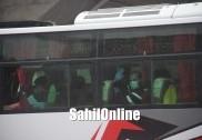 دبئی سے 178 مسافر صحیح سلامت پہنچے بھٹکل؛ ہوٹل اور اسکول میں کیا گیا کورنٹائن