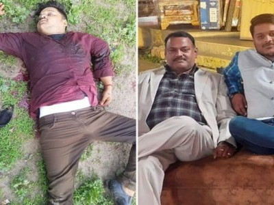 Gangster Vikas Dubey aide killed by STF