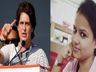 پرینکا گاندھی نے منی منجری کیس کی غیرجانبدارانہ تحقیقات کا کیا مطالبہ