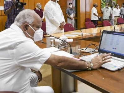 Pressure builds on BSY to impose lockdown as Karnataka registers 2K new virus cases