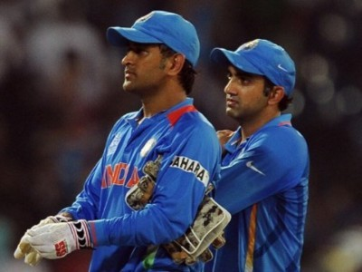 Dhoni at no 3 would have broken most records: Gambhir