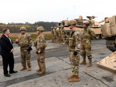 US reducing number of troops in Germany to 25K, confirms Trump