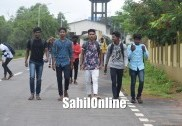 Lakhs of students sit for second PUC exam in Karnataka