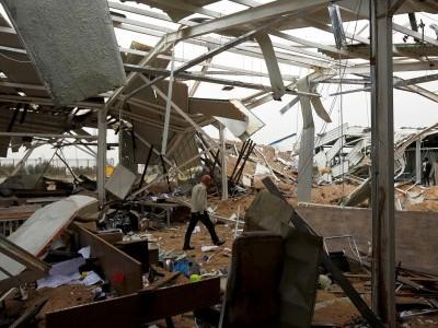 عراق: فضائی حملے میں دو فوجی اور دو دہشت گردوں کی موت