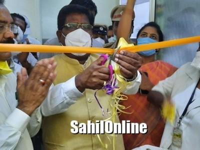 ಜಿಲ್ಲೆಯಲ್ಲಿಯೇ ಕರೋನಾ ಪರೀಕ್ಷಾ ಕೇಂದ್ರ ಸ್ಥಾಪನೆ - ಹೆಚ್.ನಾಗೇಶ್