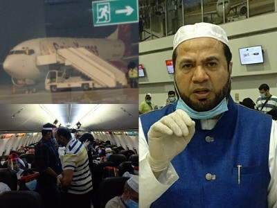 Full Story: How Bhatkalis ferried hundreds of stranded locals from UAE to India on chartered flight