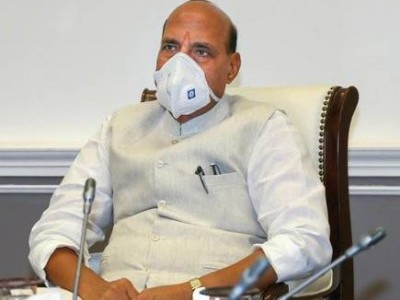 Rajnath Singh leaves for 3-day visit to Russia