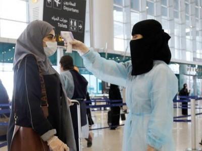 سعودی عرب :کرونا وائرس کے کیسوں کی شرح میں معمولی اضافہ، مزید 3989 افراد متاثر