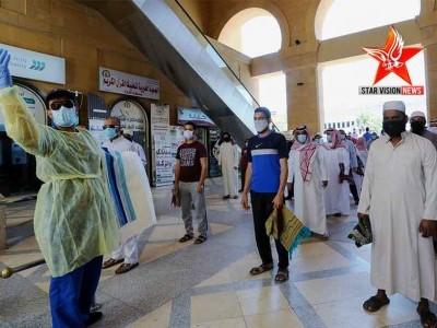کرونا وائرس :سعودی عرب میں 4387 نئے کیسوں کی تشخیص ، 50 مریض چل بسے!