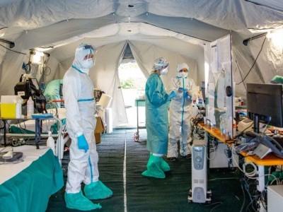 امریکہ میں کووڈ۔19 سے 1.07 لاکھ افراد کی موت