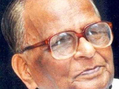 ನಾಡಿನ ಹಿರಿಯ ಪತ್ರಕರ್ತ, ಸಾಹಿತಿ ನಾಡೋಜ ಡಾ.ಪಾಪು ಇನ್ನಿಲ್ಲ
