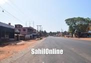 Janata Curfew: Deserted roads in Bhatkal as people observe 'Janata Curfew'