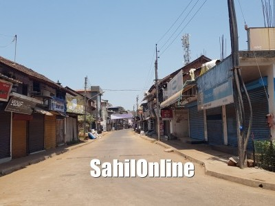 Mangaluru wears deserted look as week-long lockdown begins