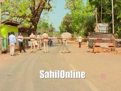 Karnataka-Goa border sealed