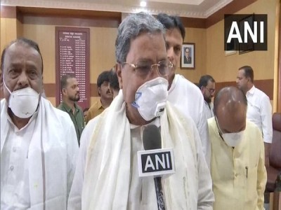 Govt has miserably failed in tackling situation arising out of coronavirus: Siddaramaiah