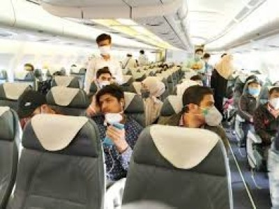 277 Indians evacuated from coronavirus-hit Iran arrive in Delhi