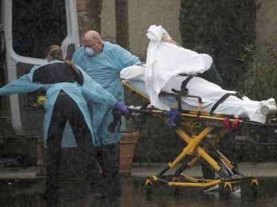 امریکا: کرونا وائرس سے متاثرہ افراد کی تعداد ایک لاکھ سے متجاوز