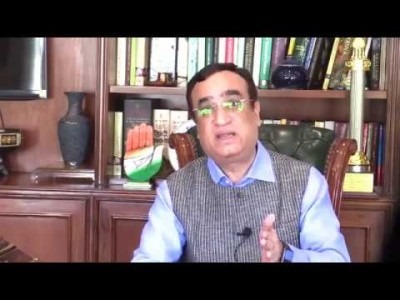 Ajay Maken calls for all party meeting on coronavirus