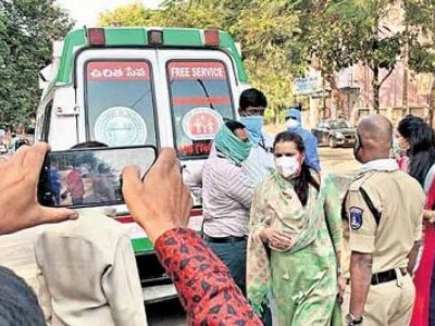Coronavirus: 3,432 people detained for violating lockdown orders in Delhi