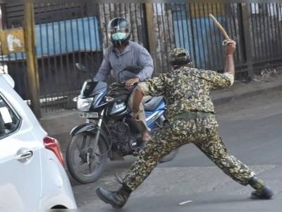 عوام کو گھروں سے باہر نکلنے سے روکنے کیلئے ریاستی حکومت کا سخت اقدام؛ کرناٹک فوج کے حوالے کیا جاسکتا ہے؟