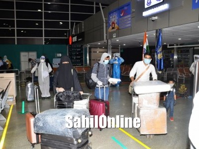 Second Air India Express flight boarding stranded Indians from Dubai to Karnataka lands in Mangaluru