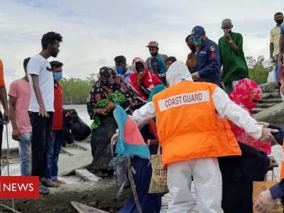 سمندری طوفان امفان سے ہندوستان اور بنگلہ دیش میں تباہی، 24 افراد ہلاک