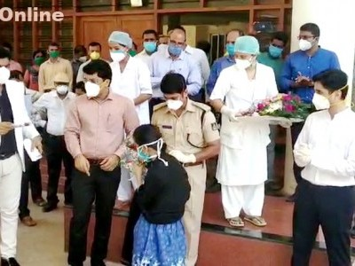 Coronavirus: 20 Bhatkal patients cured, discharged from KIMS hospital Karwar
