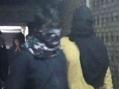 اُڈپی میں ماسک پہنے لٹیرے اڑا لے گئے 45لاکھ روپے مالیت کا سونا
