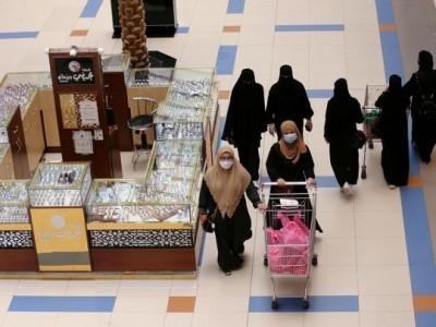 سعودی عرب : کرونا وائرس سے 14 اموات ، 1815 نئے کیسوں کی تصدیق