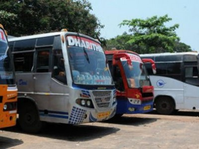 Private buses to operate in Dakshina Kannada from June 1